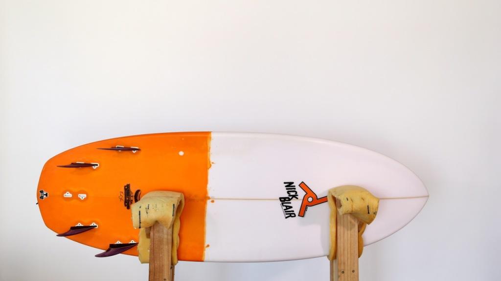 Nick Blair Cab Sav Surfboard Review Image | CompareSurfboards.com