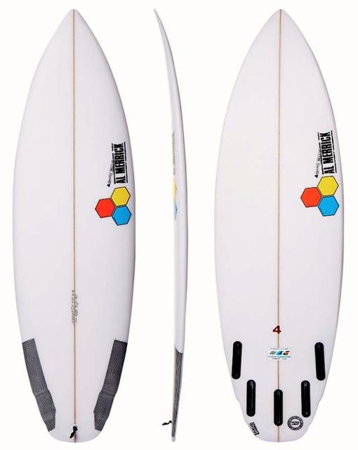 Channel Islands #4 by Dane Reynolds Surfboard | CompareSurfboards.com