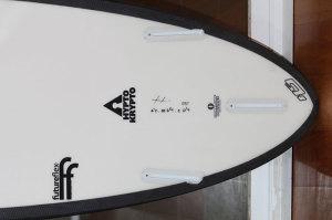 Haydenshapes Hypto Krypto surfboard review image | Benny's Boardroom - CompareSurfboards.com