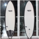 Haydenshapes Hypto Krypto surfboard review image | Benny's Boardroom - CompareSurfboards.com