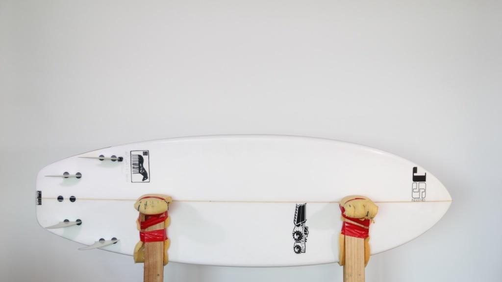 JS Pier Pony Surfboard Review Image | Benny's Boardroom - CompareSurfboards.com