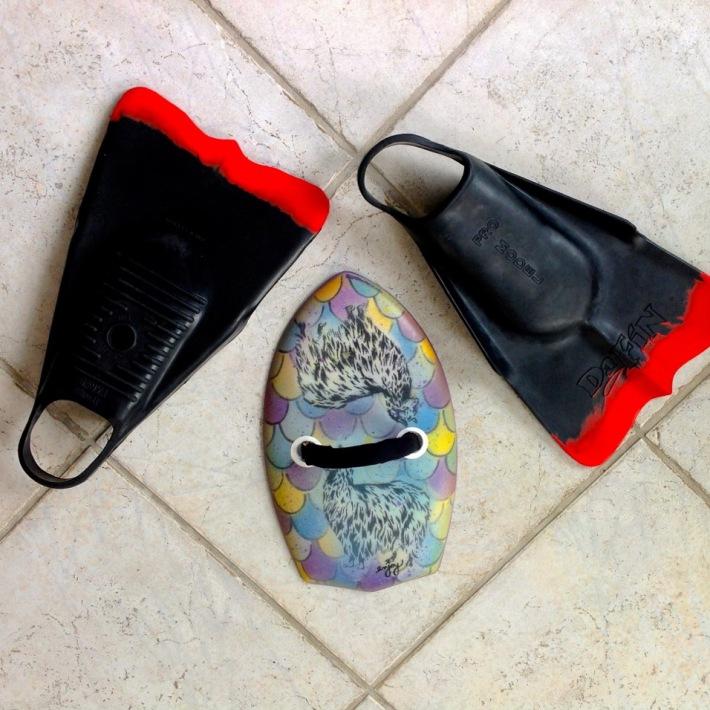 DaFins & Enjoy Handplanes Bodysurfing Gear Review