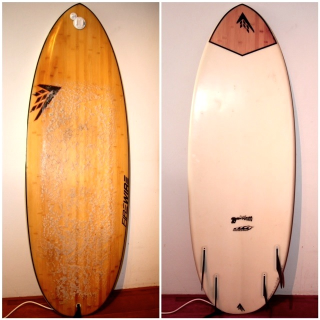 Firewire Sweet Potato surfboard review image | CompareSurfboards.com