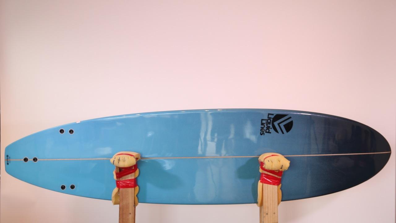 Learner's (Beginner's) Surfboard