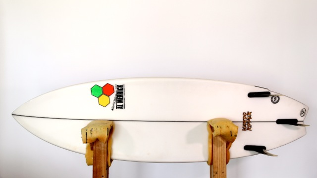 Channel Islands Weirdo Ripper Surfboard Review Image | Benny's Boardroom - CompareSurfboards.com