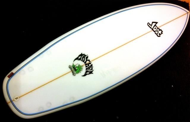 Lost Bottom Feeder Surfboard Review Image | CompareSurfboards.com