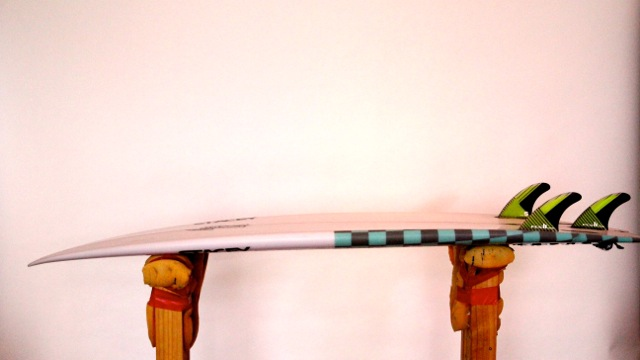 Stacey Surfboards The Roach Surfboard Review Image | Benny's Boardroom - CompareSurfboards.com