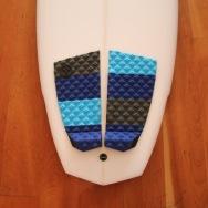 Psillakis Surfboards MP Diamond Surfboard Review Image | CompareSurfboards.com