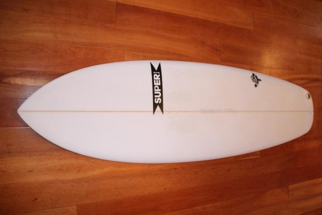 SUPERBrand Fling Surfboard Review Image | CompareSurfboards.com