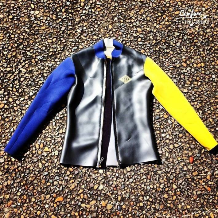 TCSS Wetsuit Jacket Review