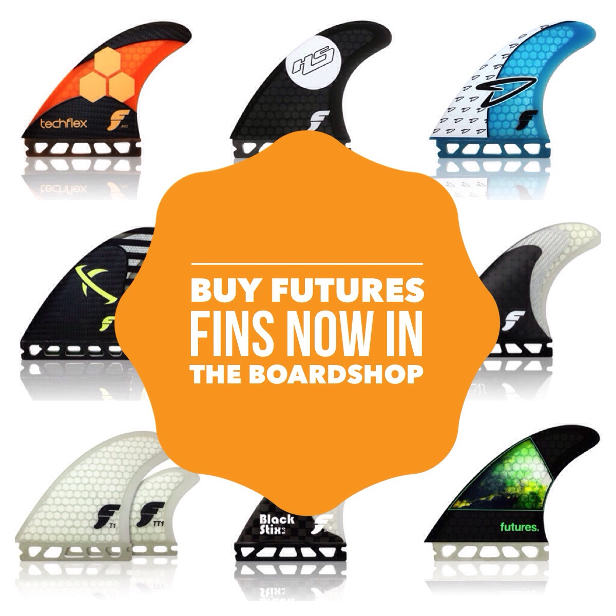 Buy Futures Fins | CompareSurfboards.com