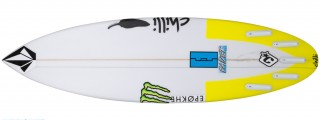 Chilli Fader - Bottom | CompareSurfboards.com