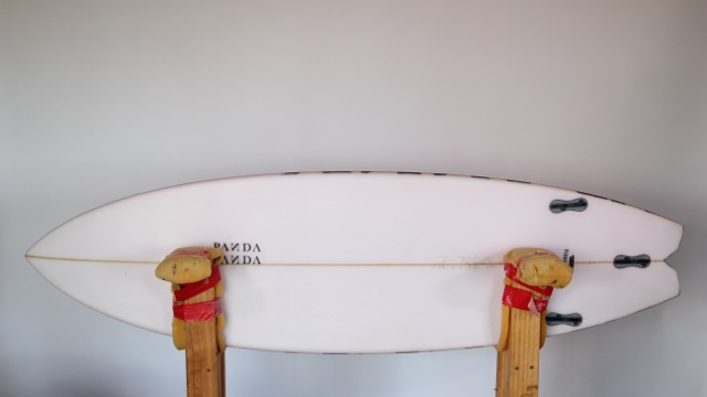 Panda Surfboards Fang Banger Review Image | CompareSurfboards.com