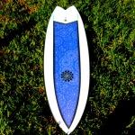Gary McNeill Rasta Torus Twin Surfboard Review - CompareSurfboards5
