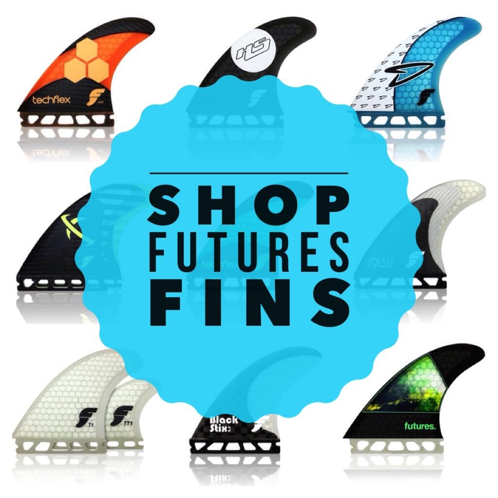Shop Futures Fins | Boardshop-Compare Surfboards