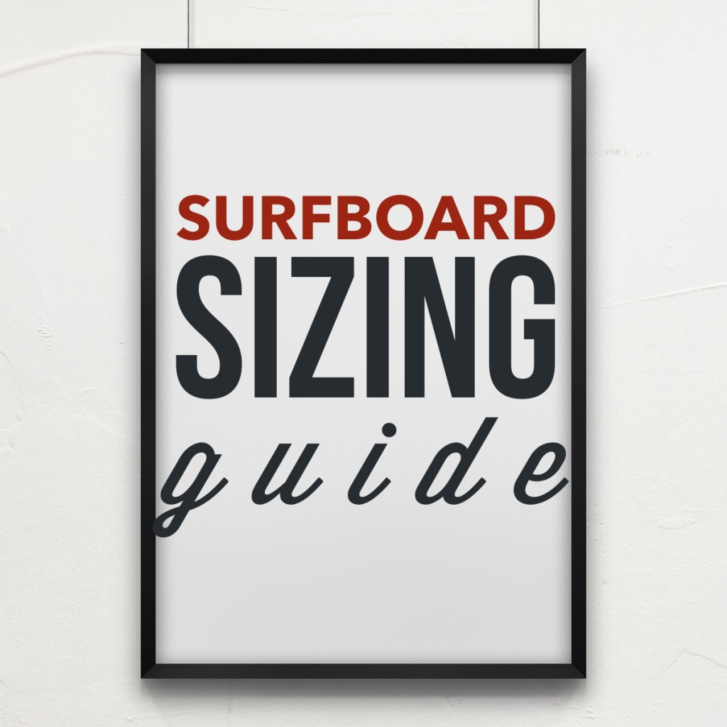 Surfboard Sizing Guide | Compare Surfboards