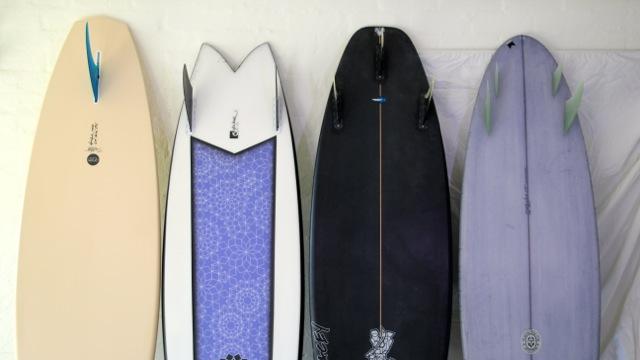 Surfboard Fin Setups   Compare Surfboards