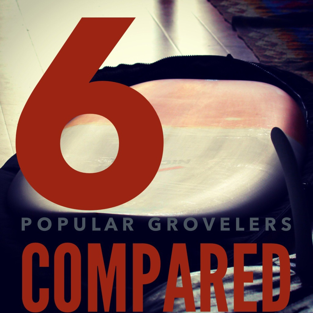 Six Popular Grovelers Compared | Compare Surfboards