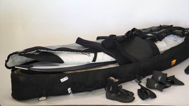 How to Pack for a Surf Trip | Compare Surfboards