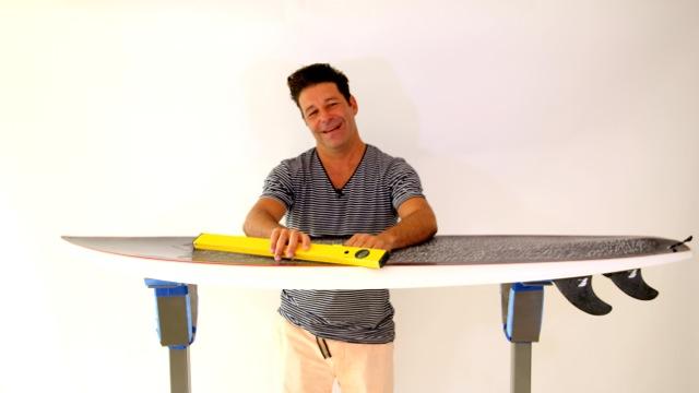 Paolo Bianchinotti, My Favourite Board-PB Custom Surfboards Nomad