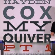 Hayden Cox, My Quiver Pt.1-Haydenshapes Ando | Compare Surfboards