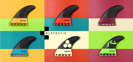 Shop Futures New and Improved Blackstix 3.0 Range | Boardshop - CompareSurfboards.com