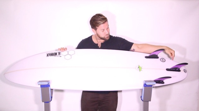 Channel Islands Pod Review (Round Tail) | Compare Surfboards