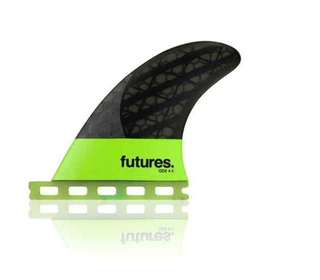 Futures Fins Blackstix 3.0 MEDIUM QD2 Rear Quad Trailers Fins   Compare Surfboards2