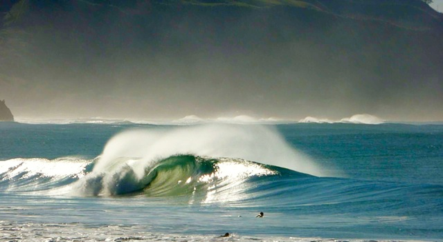 Kiwi Luck: A Surf Trip to New Zealand (Pictorial)