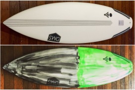 Surfboard Art - How to Give Your Surfboard a Cool Custom Spray | Compare Surfboards