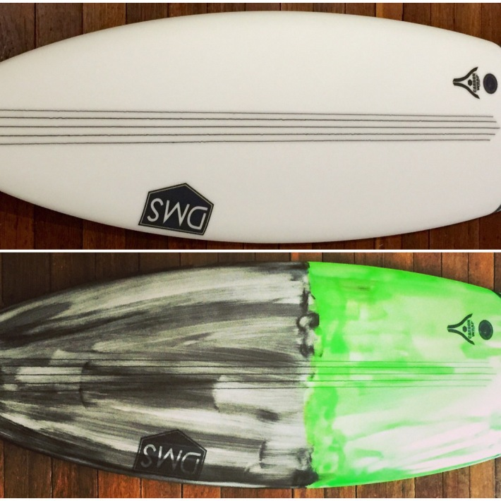Surfboard Art: How to Give Your Surfboard a Cool Custom Spray