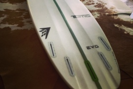 Tomo Surfboards Evo (Firewire Surfboards LFT Technology) | Compare Surfboards