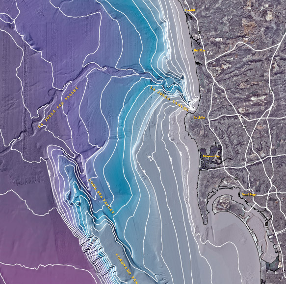 Black's Beach Bathymetry | Compare Surfboards
