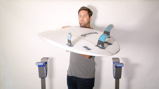 Lost Surfboards V3 Round It Surfboard Review - Compare Surfboards - 4