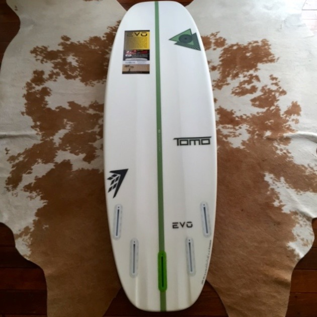 Tomo Surfboards EVO (Firewire LFT Construction) Surfboard Review - Compare Surfboards - 1