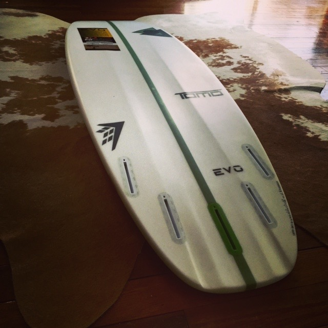 Tomo Surfboards EVO (Firewire LFT Construction) Surfboard Review - Compare Surfboards - 2