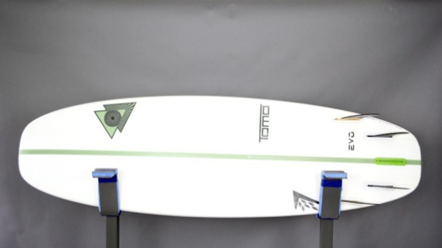 Tomo Surfboards EVO (Firewire LFT Construction) Surfboard Review - Compare Surfboards - 4