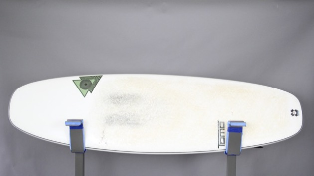 Tomo Surfboards EVO (Firewire LFT Construction) Surfboard Review - Compare Surfboards - 5