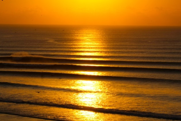 Lines to the Horizon in Bali | Compare Surfboards
