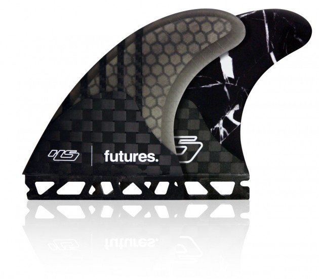 Buy Futures Fins Haydenshapes Generation Series HS1 LARGE Thruster Fins – Benny's Boardroom