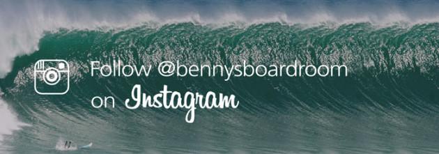 Follow bennysboardroom on Instagram 2