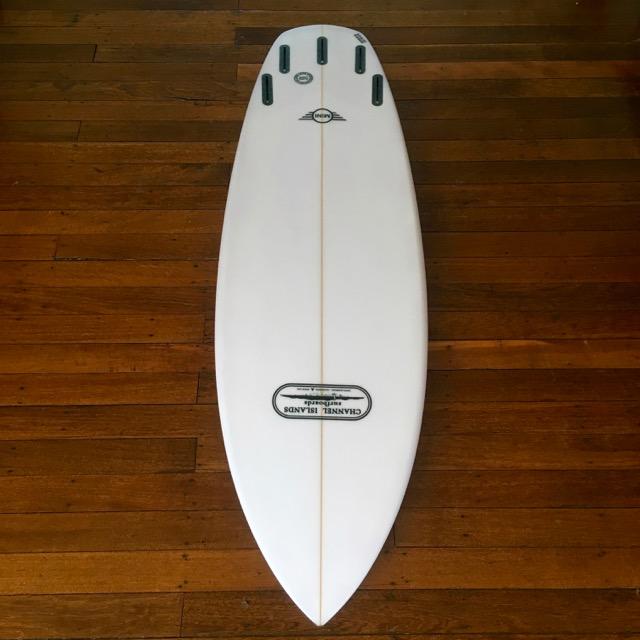 Channel Islands MINI Surfboard Review