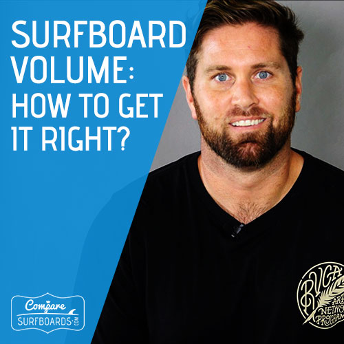 Surfboard Volume Debunked - How to Get it Right | Compare Surfboards