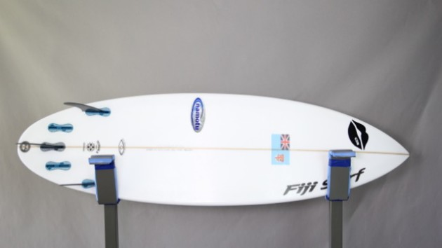 The Delightful Hannah Bennett, Girl Surf Network & Her Magic Surfboard by Fiji Surf Co | Compare Surfboards 8