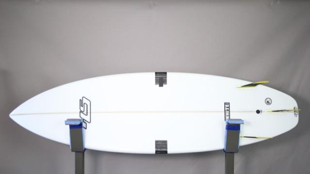 Haydenshapes White Noiz | Compare Surfboards
