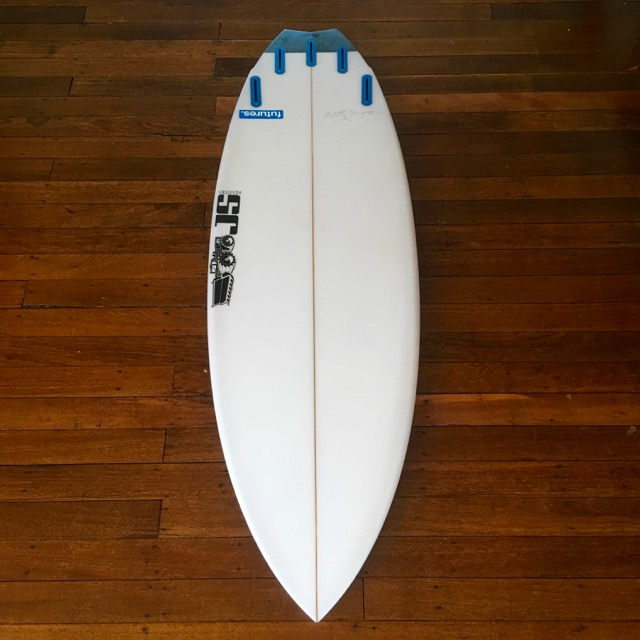 JS Psycho Nitro Surfboard Review