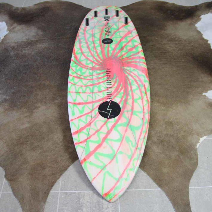 Sculpt Surfboards THRWBCK Surfboard Review