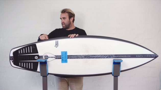 HS Holy Grail CI Hoglet Surfboard Review 1