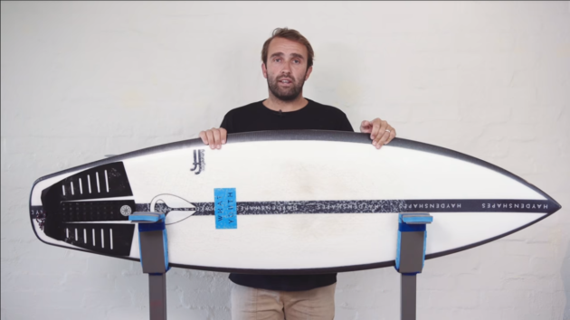 HS Holy Grail CI Hoglet Surfboard Review | Compare Surfboards 11