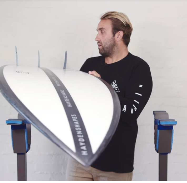 Haydenshapes Holy Grail Surfboard Surfboard Review | Compare Surfboards